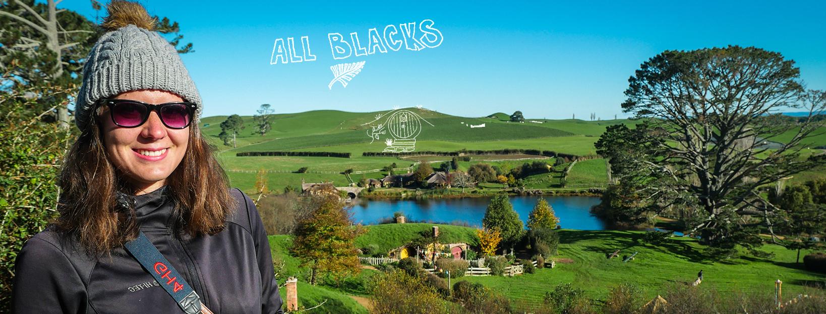 Kapitola 4: Na All Blacks a zase zpět