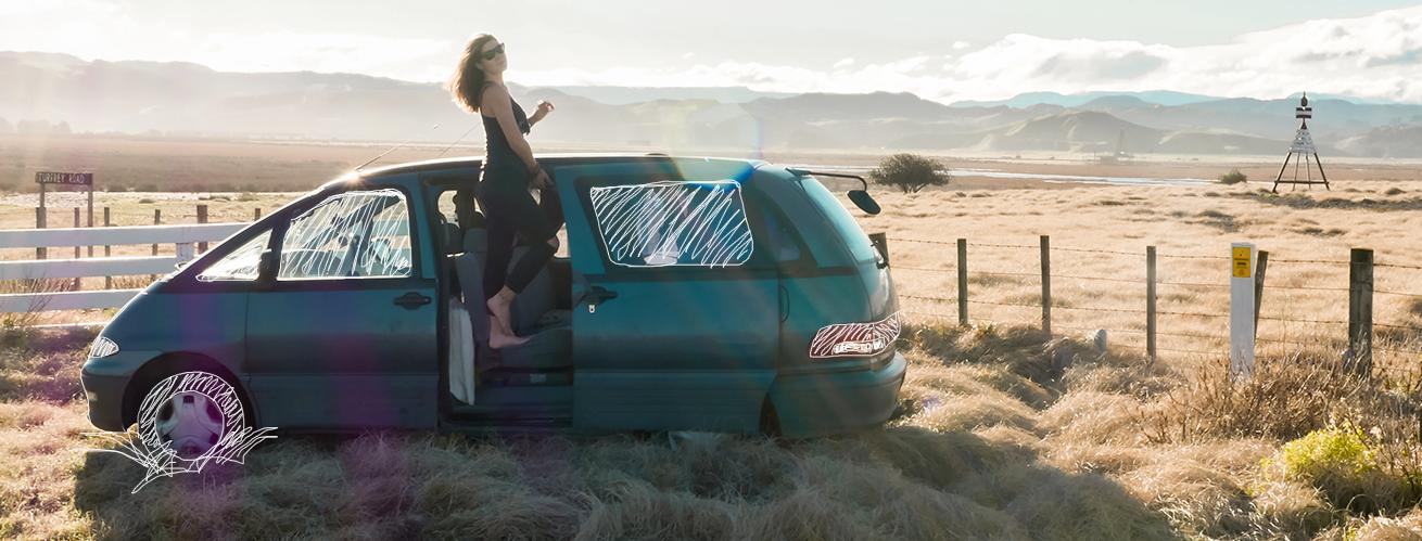Život v autě: Zkouška dospělosti