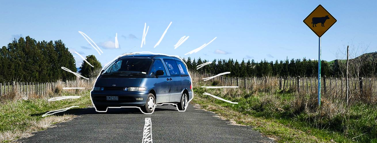 Život v autě: Moje auto, můj hrad