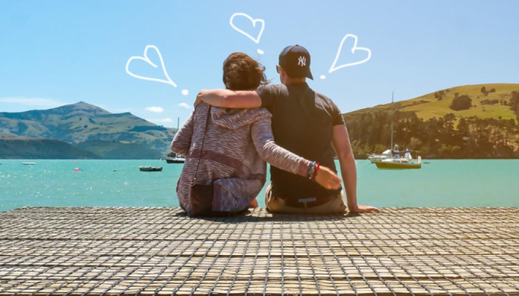 Jak cestovat v páru?