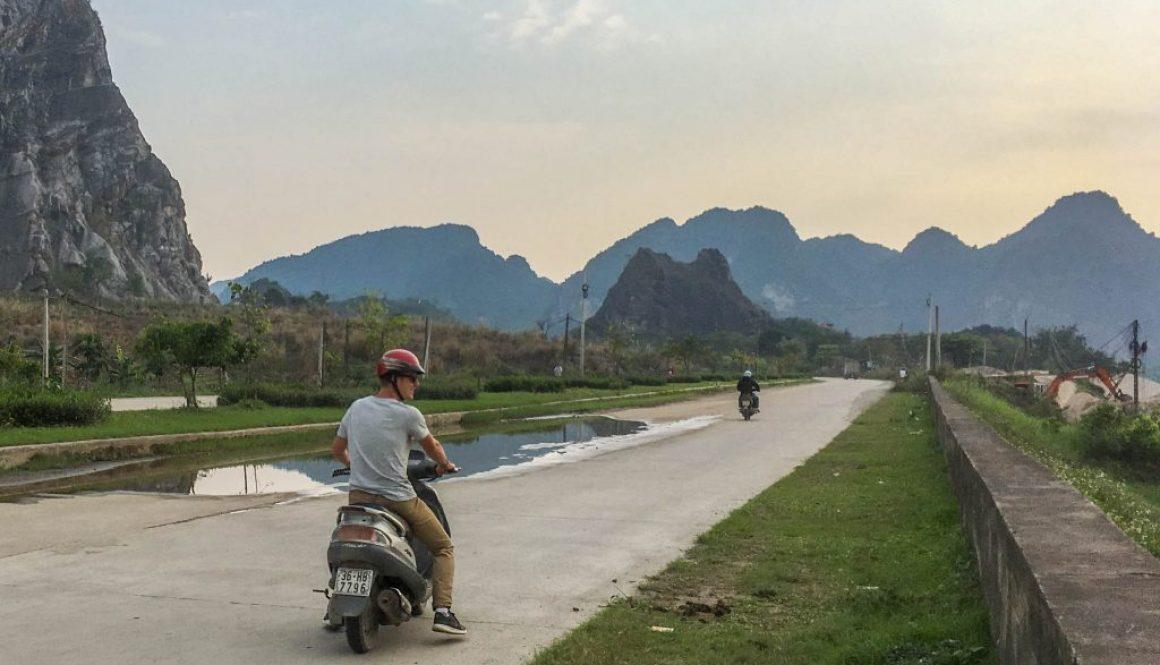 Zápisky z Vietnamu #1 – Zíráme kolem sebe a nevěříme vlastním očím